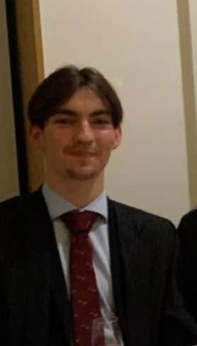 Oskar, UCS Social Officer 2021-22